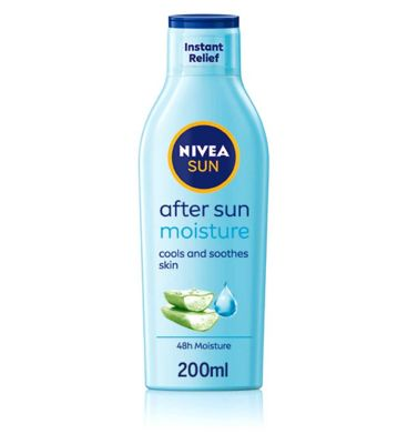 Aloe Lotion After Sun Sun Lotion With Aloe Vera