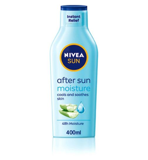 Nivea Sun Aftersun moisturising 400ml