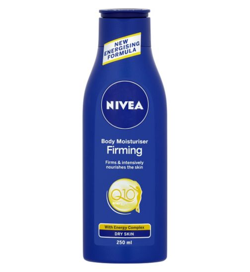 Nivea Q10 Plus Rich Firming Body Moisturiser 250ml