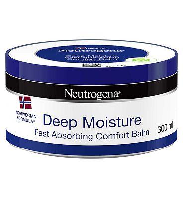 Neutrogena Norwegian Formula Deep Moisture Comfort Balm 300ml
