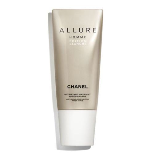 CHANEL ALLURE HOMME ÉDITION BLANCHE Anti-Shine Moisturising After-Shave 100ml