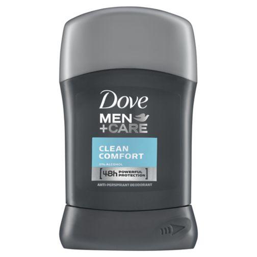 Dove Men+Care Clean Comfort Anti-Perspirant Deodorant Stick 50ml
