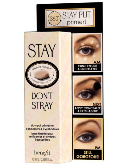 Benefit Stay Don't Stray light/medium
