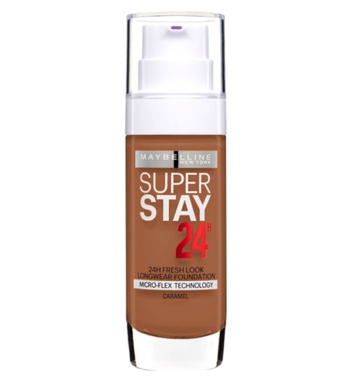 Maybelline SuperStay 24h Liquid Foundation