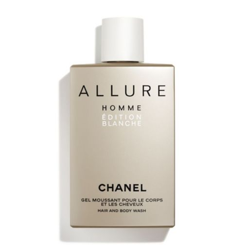 CHANEL ALLRE HOMME ÉDITION BLANCHE Hair and Body Wash 200ml