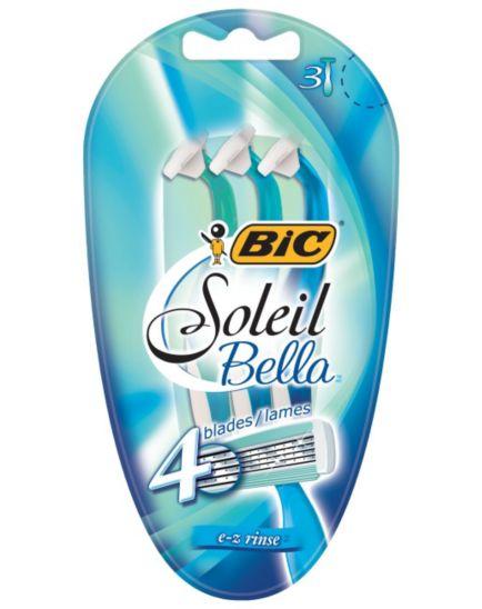 Bic Soleil Bella Disposable Razor 3 Pack