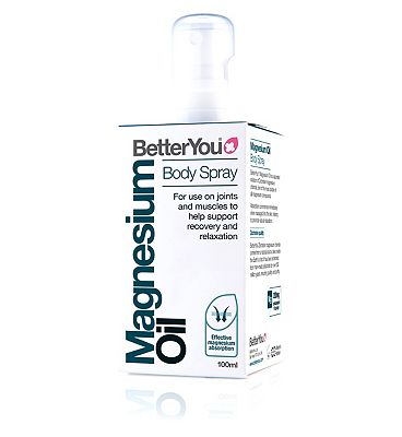 BetterYou Magnesium Oil Body Spray - 100ml