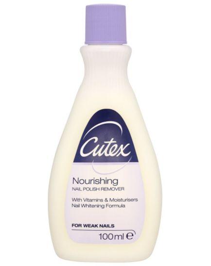 Cutex Nourishing Nail Polish Remover 100ml