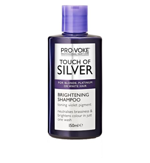 loreal silver shampoo boots