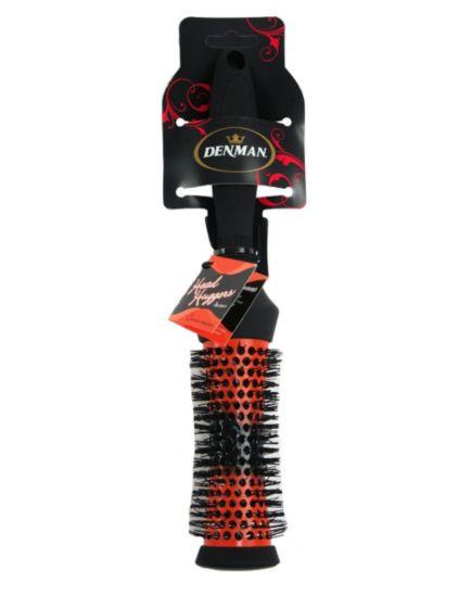 Denman DHH2H Head-Hugger Medium Hot Curl Brush (33mm barrel)