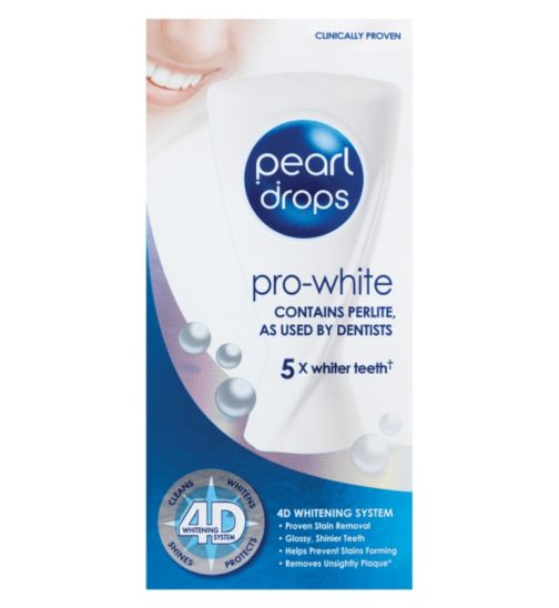 Pearl Drops Pro-White 50ml