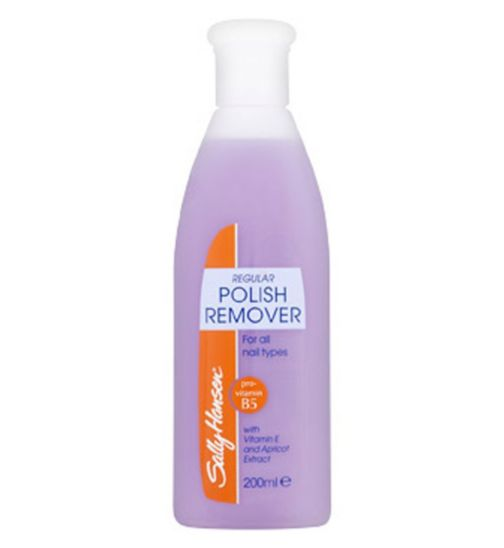 Sally Hansen Regular Nail Polish Remover