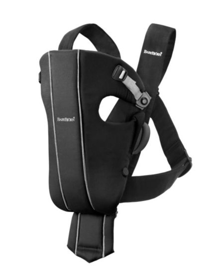 BabyBjörn Baby Original Carrier - black spirit