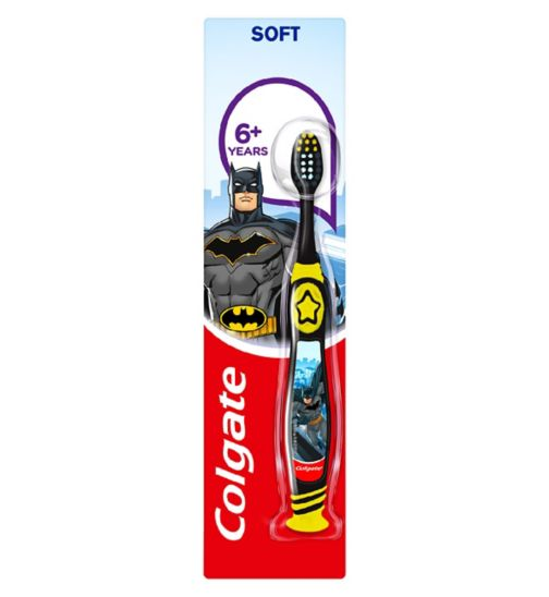 Colgate Smiles Junior 6+ Years Soft Toothbrush