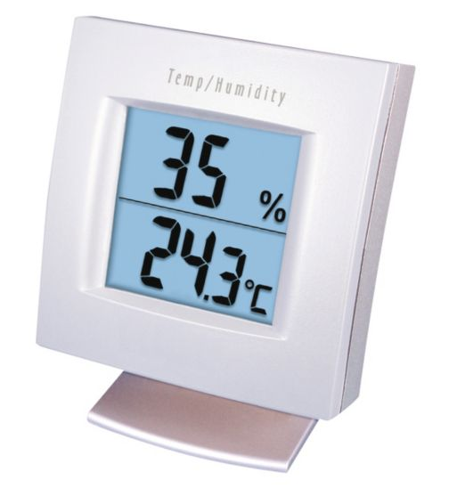 NSA Digital Hygrometer & Thermometer