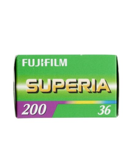 Fuji  Superia Film 200 36 Exposure