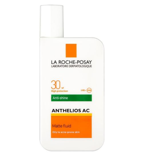 La Roche-Posay Anthelios AC Anti-Shine Matte Fluid SPF 30 50ml