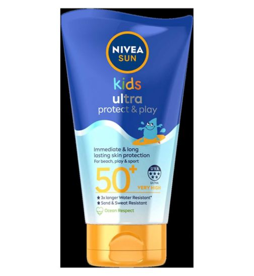 Nivea Sun ® Kids Swim and Play Lotion SPF 50+  - 1 x 150ml