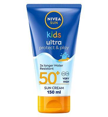 Nivea Sun Kids Swim and Play Lotion SPF 50+ - 1 x 150ml