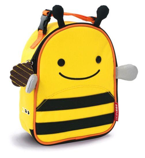 Skip Hop Zoo Insulated Lunch Bag Bee