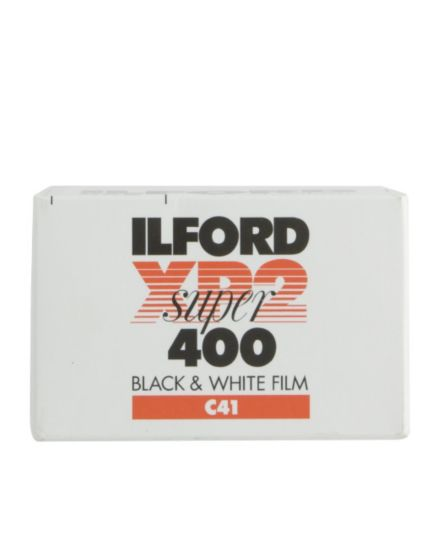 Ilford XP2 Super 400 Black & White