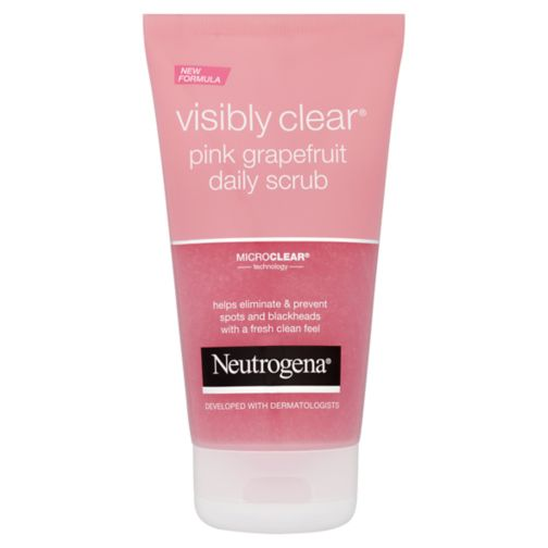 Neutrogena Visibly Clear® Pink Grapefruit Daily Scrub