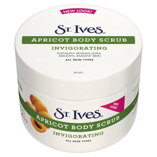 St. Ives Invigorating Apricot Body Scrub 300ml