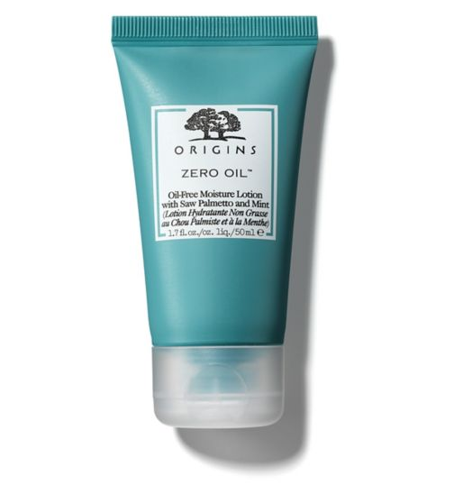 Origins Zero Oil Oil - Free Moisture Lotion with Saw Palmetto and Mint 50ml