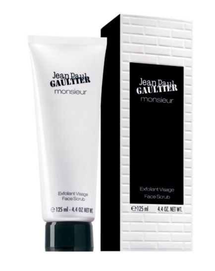 Jean Paul Gaultier Monsieur Face Scrub 125ml