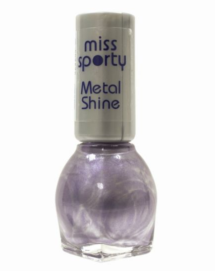 Miss Sporty metal shine planet