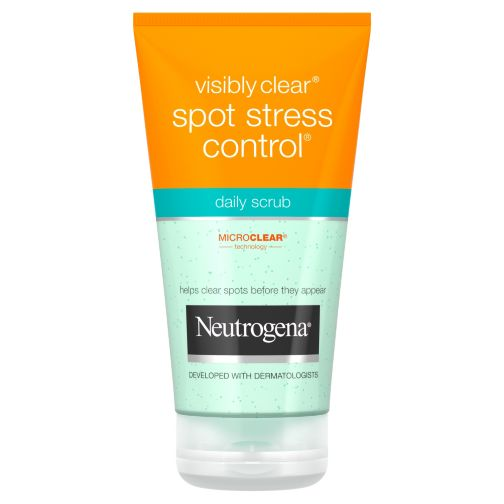 Neutrogena Visibly Clear Spot Stress Control Daily Scrub