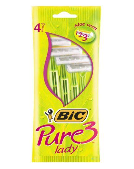 BIC Pure3 Sensitive Disposable Razors 4s