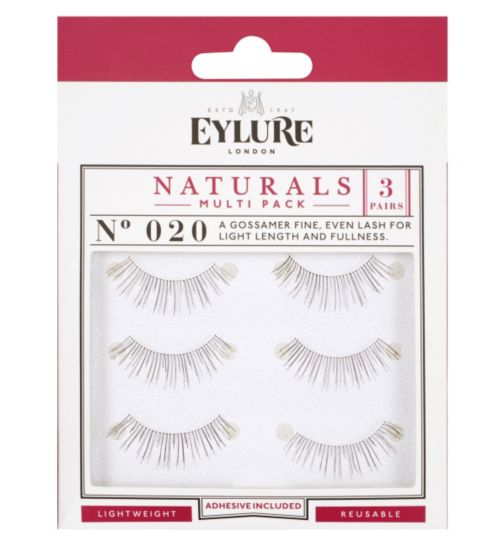 Eylure Naturalites 020 Multi Pack