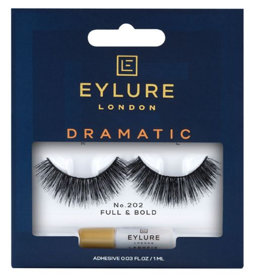 Eylure Naturalites Double False Eyelashes 202