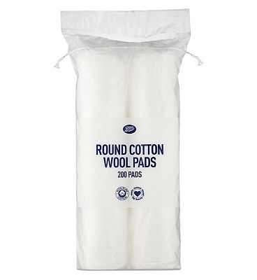 Boots Cotton Wool Pads 200 pack