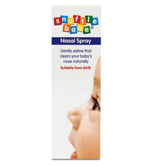 Snufflebabe Nasal Spray - 15ml