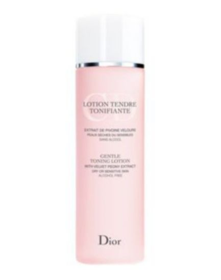 DIOR GENTLE Toning Lotion for Dry & Sensitive Skin 200ml