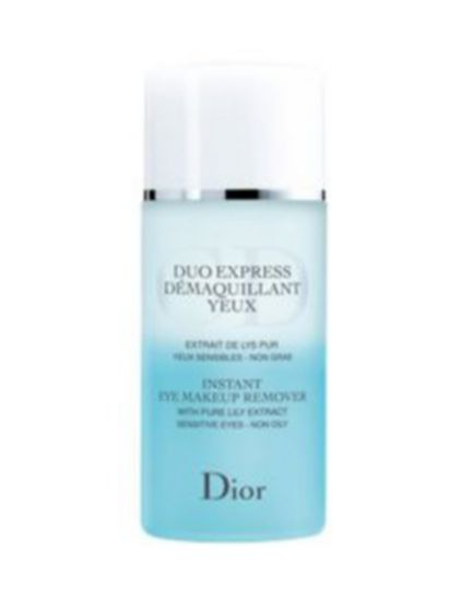 DIOR INSTANT Eye Makeup Remover for All Skin Types 125ml