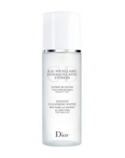DIOR INSTANT GENTLE Cleansing Water for All Skin Types 200ml