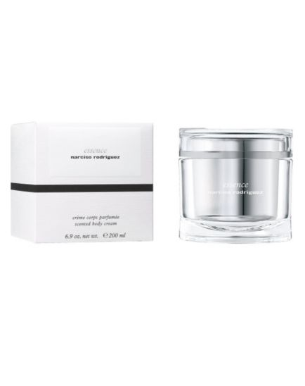 narciso rodriguez essence body cream 200ml