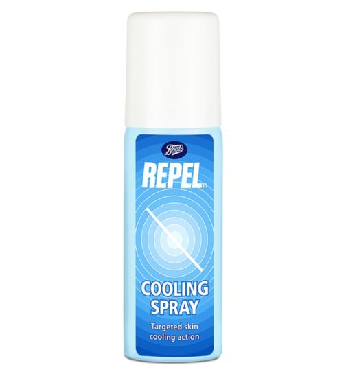 Boots Pharmaceuticals Insect Cooling Spray 50ml