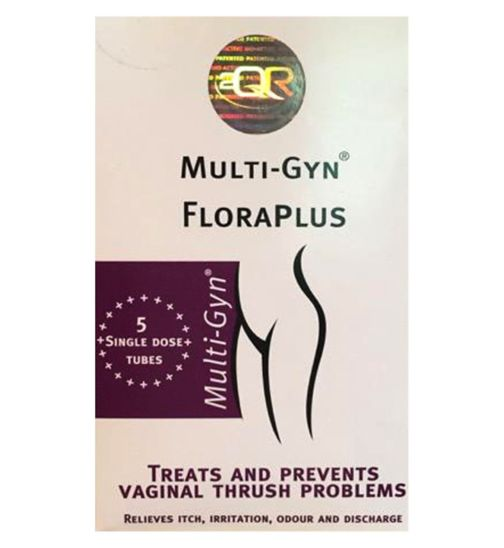 Multi-Gyn FloraPlus 5 x 5ml