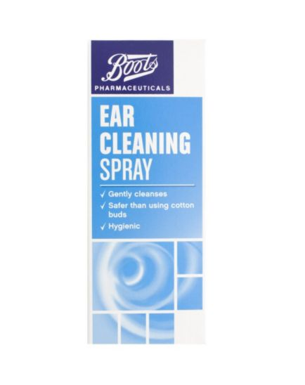 Boots Ear Cleaning Spray (75ml)