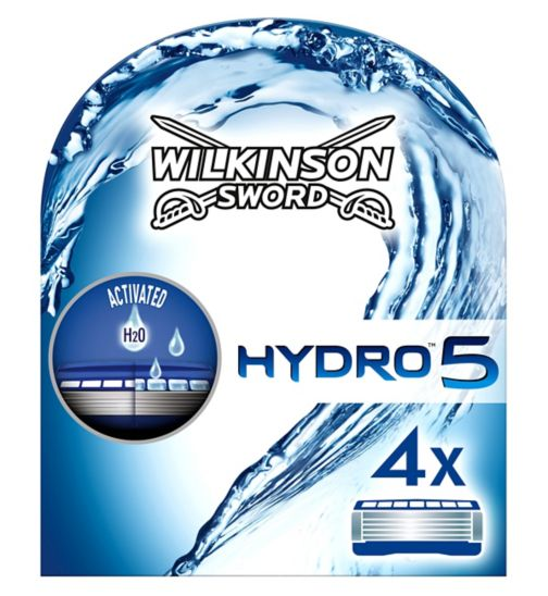Wilkinson Sword Hydro 5 refill 4 pack