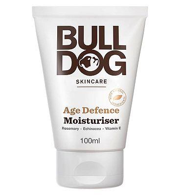 Bulldog anti ageing moisturiser 100ml