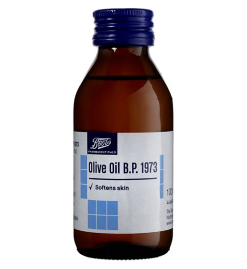 Boots Olive Oil B.P. 1973 - 100ml