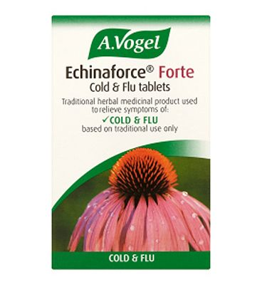 Image of A Vogel Echinaforce Forte 40 tablets