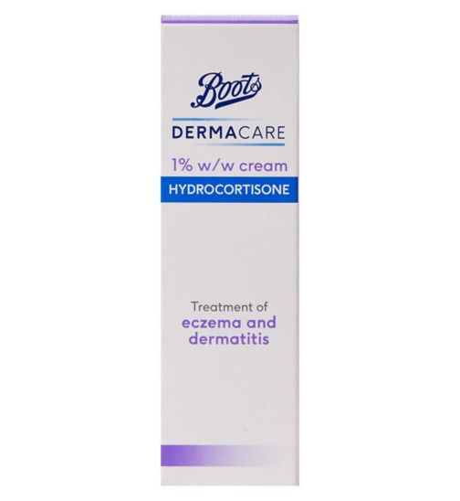 Boots Pharmaceuticals Derma Care Hydrocortisone 1% Cream - 15g