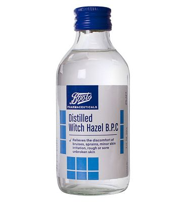 Boots Distilled Witch Hazel B.P.C (200ml)