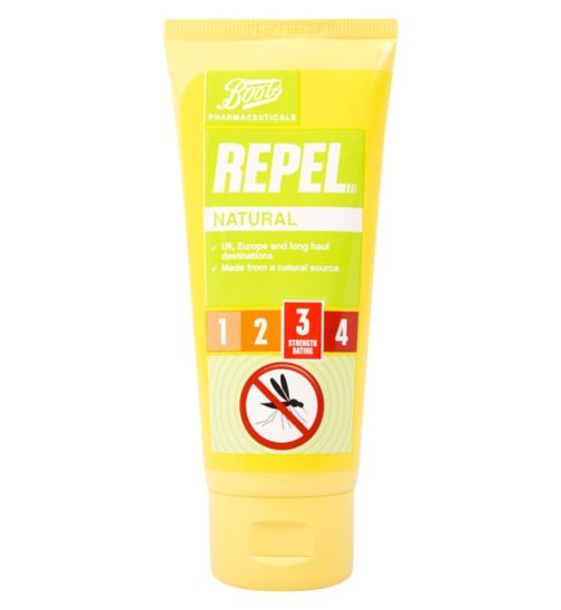 Boots Natural Insect Repellent Lotion (100ml)